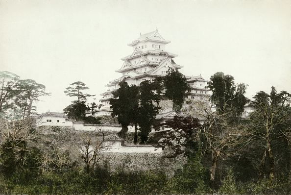 Horizontal「Himeji Castle」:写真・画像(4)[壁紙.com]