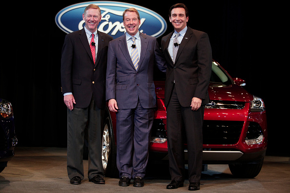 Efficiency「Ford Names Mark Fields As Next CEO To Succeed Mulally」:写真・画像(17)[壁紙.com]