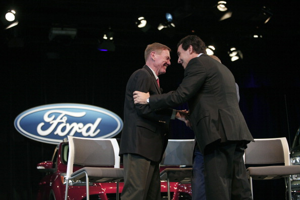 Efficiency「Ford Names Mark Fields As Next CEO To Succeed Mulally」:写真・画像(16)[壁紙.com]