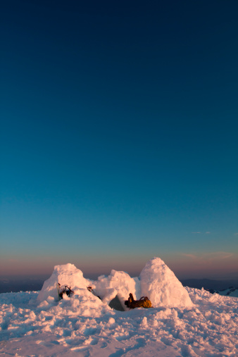 Igloo「Climbing Mount Baker.」:スマホ壁紙(15)