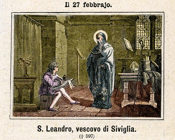Fototeca Storica Nazionale「FEBRUARY 27 - SAINT LEANDRO」:写真・画像(9)[壁紙.com]