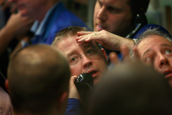 Dow Jones Industrial Average「Markets Plunge To Twelve Year Lows」:写真・画像(11)[壁紙.com]