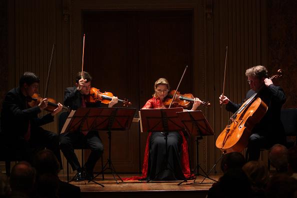Frick Collection「Henschel Quartet」:写真・画像(12)[壁紙.com]