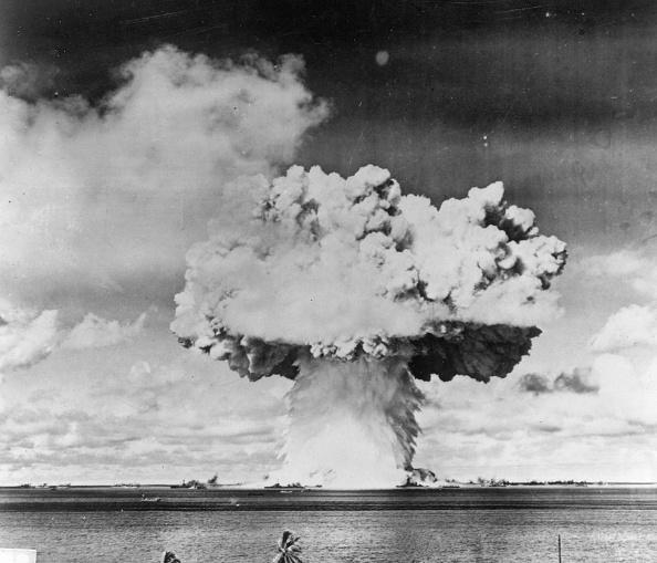 Pacific Ocean「Marine Explosion」:写真・画像(4)[壁紙.com]