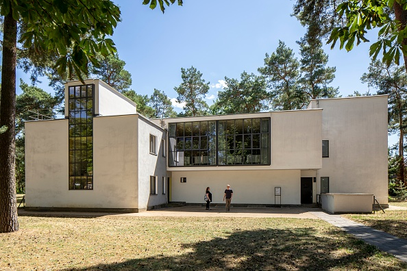 Architecture「Masters House. The Bauhaus Building,」:写真・画像(15)[壁紙.com]
