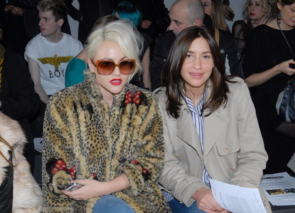 Mickey Mouse「Celebrity Front Row Day 1 - LFW Autumn/Winter 2010」:写真・画像(6)[壁紙.com]