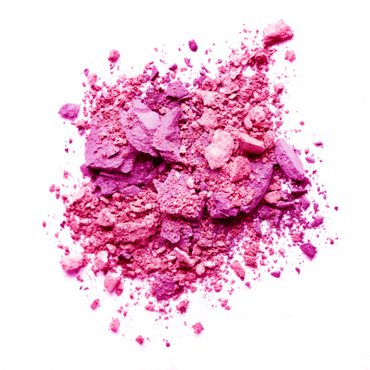 Saturated Color「Crushed pink eyeshadow」:スマホ壁紙(6)