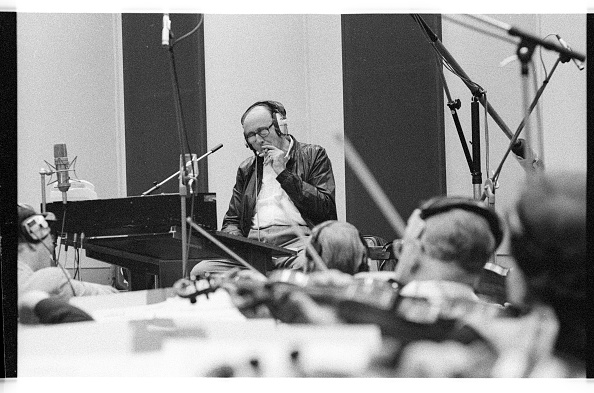 Recording Studio「Mancini Henry, CTS Studios, Wembley, London, 1990」:写真・画像(3)[壁紙.com]