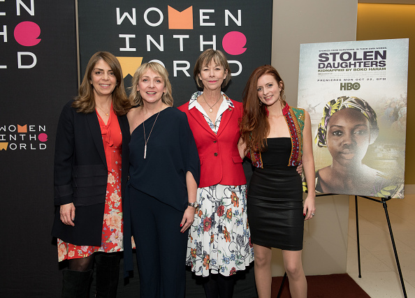 Columbus Circle「Women In The World Screening Series Of The HBO Documentary Film Stolen Daughters」:写真・画像(14)[壁紙.com]