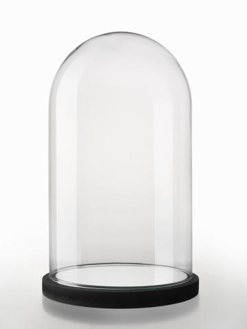 透明「ベル瓶入り」:スマホ壁紙(4)