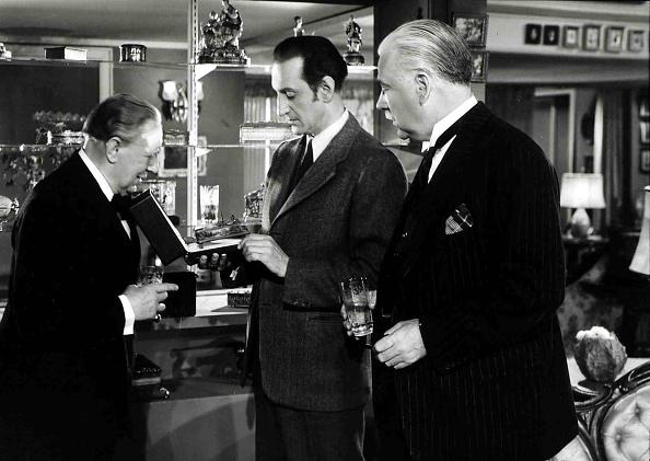 Basil「Sherlock Holmes: Jagd Auf Spieldosen, Sherlock Holmes Dressed To Kill」:写真・画像(15)[壁紙.com]