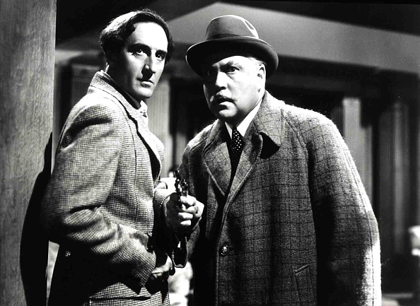Basil「Sherlock Holmes: Die Geheimwaffe, Sherlock Holmes And The Secret Weapon」:写真・画像(14)[壁紙.com]