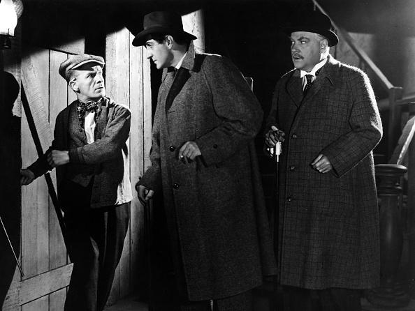 Basil「Sherlock Holmes: Die Stimme Des Terrors」:写真・画像(5)[壁紙.com]