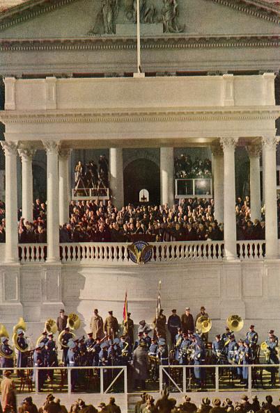 Franklin Roosevelt「Third Inauguration of Franklin D」:写真・画像(2)[壁紙.com]