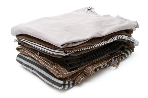 積み上げる「スタックの服」:スマホ壁紙(9)