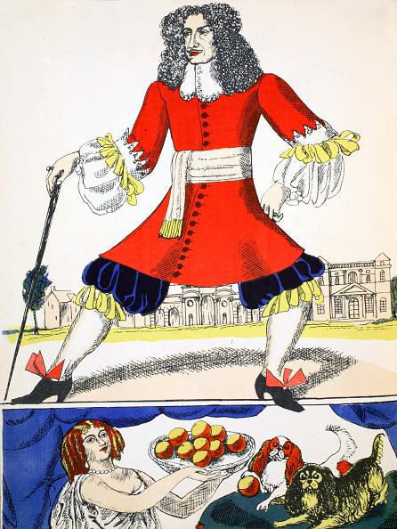 スイーツ「Charles II King Of Great Britain And Ireland From 1660 (1932)」:写真・画像(7)[壁紙.com]