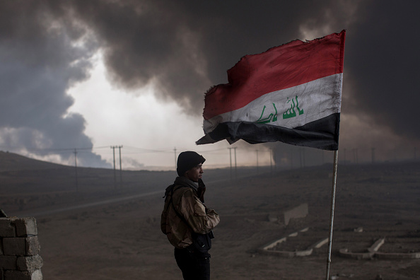 Iraq「Civilians Return To Recently Liberated Towns South Of Mosul」:写真・画像(9)[壁紙.com]
