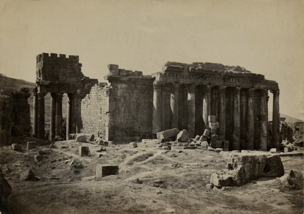 Spencer Arnold Collection「Baalbek」:写真・画像(17)[壁紙.com]