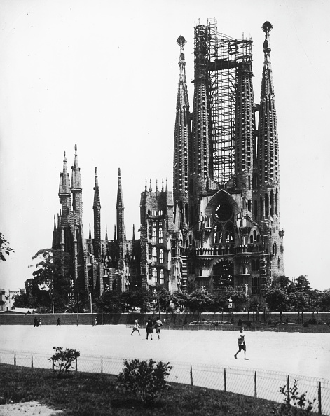 サグラダ・ファミリア「Sagrada Familia」:写真・画像(6)[壁紙.com]