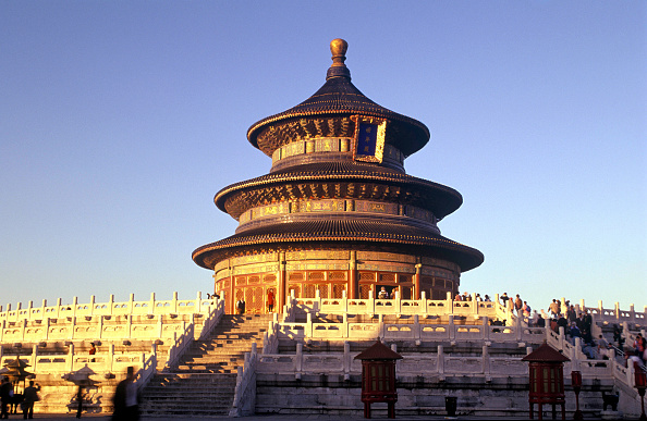 Tradition「The Temple of  Heaven, Beijing-site of UNESCO World History Heritage, Beijing, China.」:写真・画像(16)[壁紙.com]