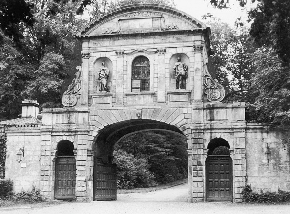 Architectural Feature「Temple Bar In Theobalds Park」:写真・画像(18)[壁紙.com]