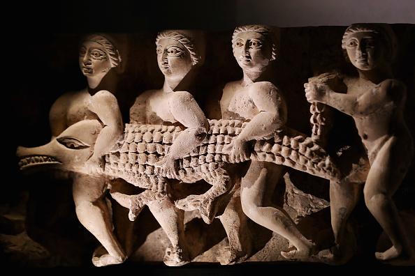 West Bank「Queens of the Nile Exhibition At Rijksmuseum van Oudheden」:写真・画像(19)[壁紙.com]