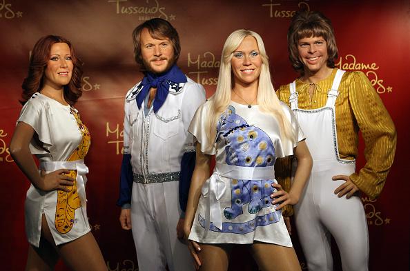 アグネタ フォルツコッグ「Bonnie Tyler Unveils ABBA Wax Figures」:写真・画像(12)[壁紙.com]