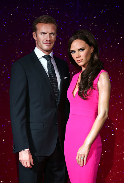 Wax Figure「Madame Tussauds Unveil New Waxworks Of David And Victoria Beckham」:写真・画像(5)[壁紙.com]