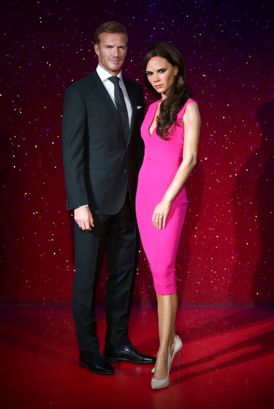Madame Tussauds London「Madame Tussauds Unveil New Waxworks Of David And Victoria Beckham」:写真・画像(5)[壁紙.com]