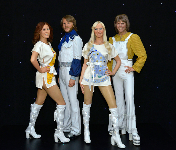ABBA「ABBA Wax Figures To Make U.S. Debut At Madame Tussauds」:写真・画像(3)[壁紙.com]