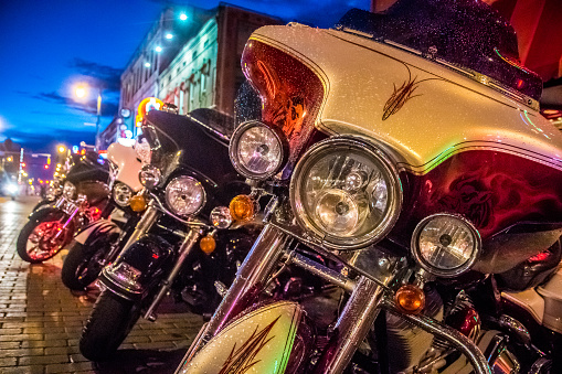 Motorcycle「Headlights」:スマホ壁紙(4)
