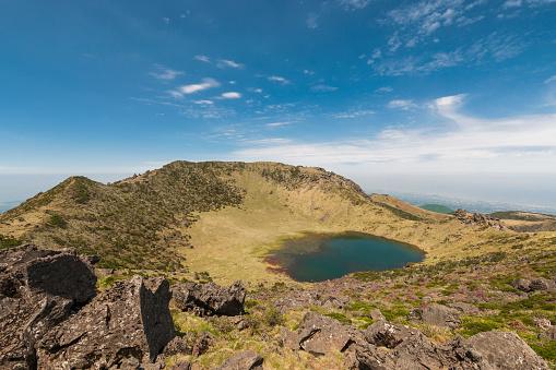 Jeju Island「on the Gwaneumsa hiking trail to Hallasan on Jeju Island」:スマホ壁紙(7)