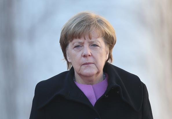 アンゲラ・メルケル「Germany And Turkey Hold Government Consultations」:写真・画像(4)[壁紙.com]