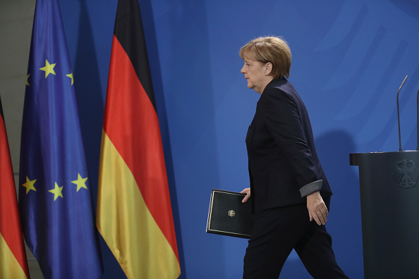 2016 Berlin Christmas Market Attack「Chancellor Merkel Gives Statement Following Berlin Attack」:写真・画像(11)[壁紙.com]