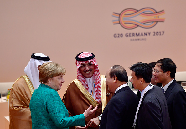 Persian Gulf Countries「G20 Hamburg Summit: Day 2 Of Sessions」:写真・画像(4)[壁紙.com]