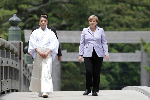 歩く「G7 Japan 2016 Ise-Shima - Day 1」:写真・画像(16)[壁紙.com]