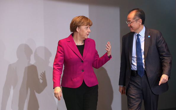 Corporate Business「Merkel Meets With IMF, OECD, ILO and WTO Heads」:写真・画像(18)[壁紙.com]