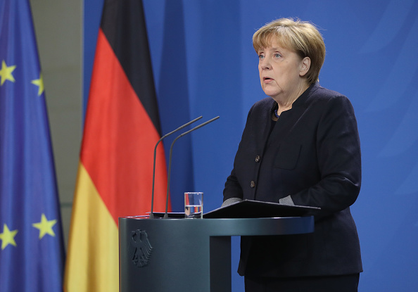 2016 Berlin Christmas Market Attack「Chancellor Merkel Gives Statement Following Berlin Attack」:写真・画像(16)[壁紙.com]