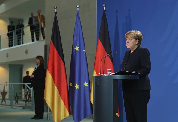 2016 Berlin Christmas Market Attack「Chancellor Merkel Gives Statement Following Berlin Attack」:写真・画像(10)[壁紙.com]