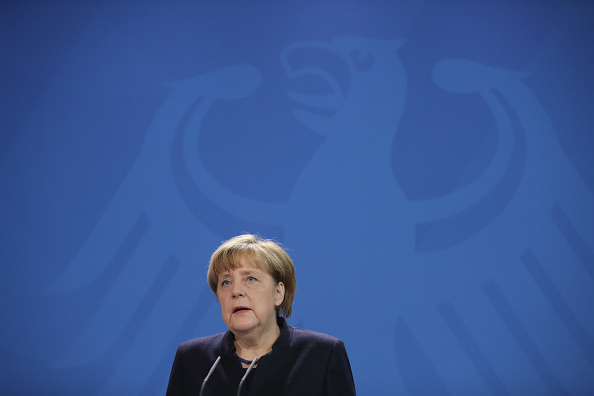 2016 Berlin Christmas Market Attack「Chancellor Merkel Gives Statement Following Berlin Attack」:写真・画像(15)[壁紙.com]