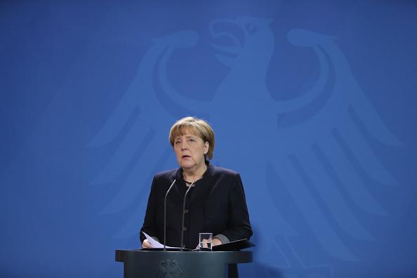2016 Berlin Christmas Market Attack「Chancellor Merkel Gives Statement Following Berlin Attack」:写真・画像(14)[壁紙.com]