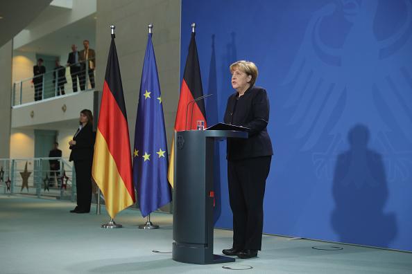 2016 Berlin Christmas Market Attack「Chancellor Merkel Gives Statement Following Berlin Attack」:写真・画像(17)[壁紙.com]