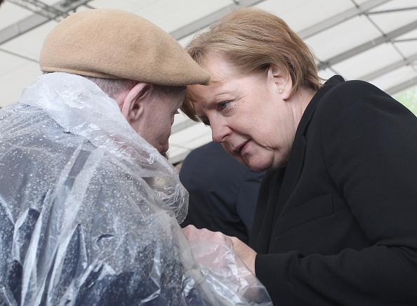 Dachau「Germany Commemorates Dachau Liberation 70th Anniversary」:写真・画像(15)[壁紙.com]