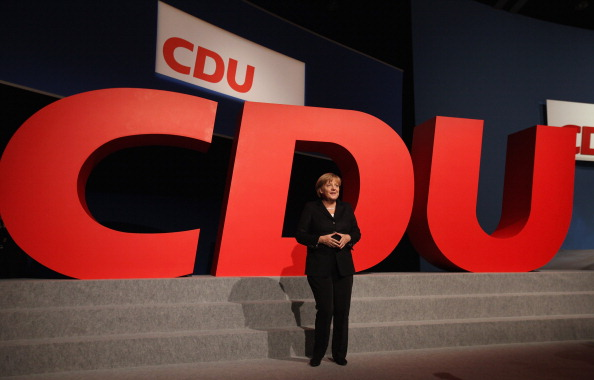 Christian Democratic Union「CDU Holds Federal Party Congress」:写真・画像(10)[壁紙.com]