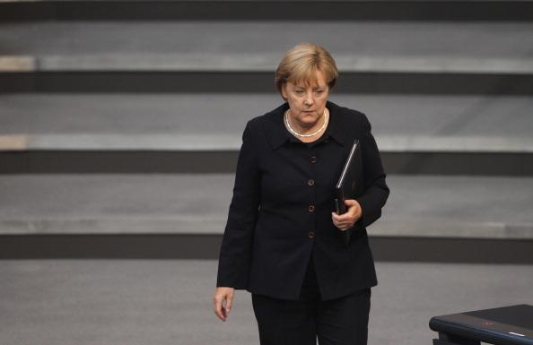 Sean Gallup「Bundestag Debates Federal Budget」:写真・画像(16)[壁紙.com]