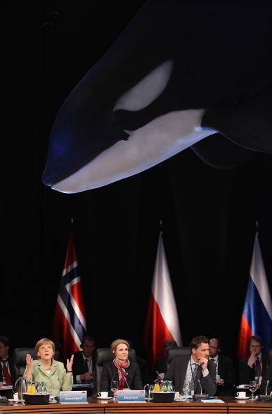 Ceiling「Council of the Baltic Sea States Summit 2012」:写真・画像(11)[壁紙.com]