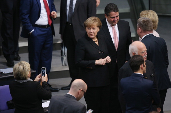 Coworker「Bundestag Swears In Germany's New Coalition Government」:写真・画像(9)[壁紙.com]
