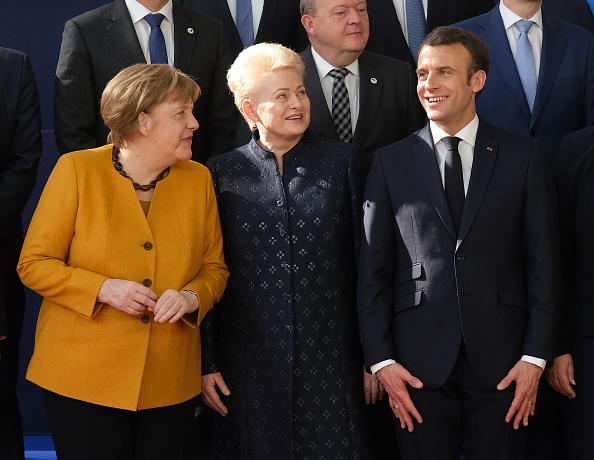 Capital Region「European Council Convenes As UK Seeks Brexit Delay」:写真・画像(7)[壁紙.com]