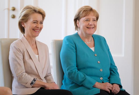 Germany「Annegret Kramp-Karrenbauer Named New German Defense Minister」:写真・画像(7)[壁紙.com]