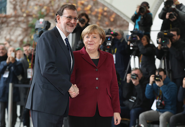 Mariano Rajoy Brey「Obama Meets With European Leaders In Berlin」:写真・画像(17)[壁紙.com]